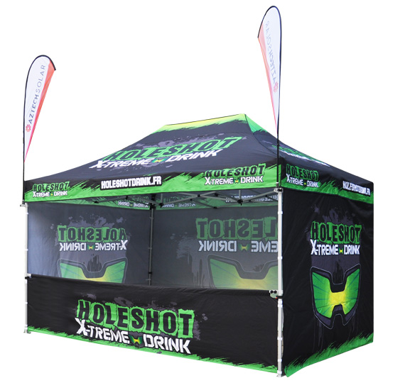 Advertising Outdoor Canopy Folding Tent