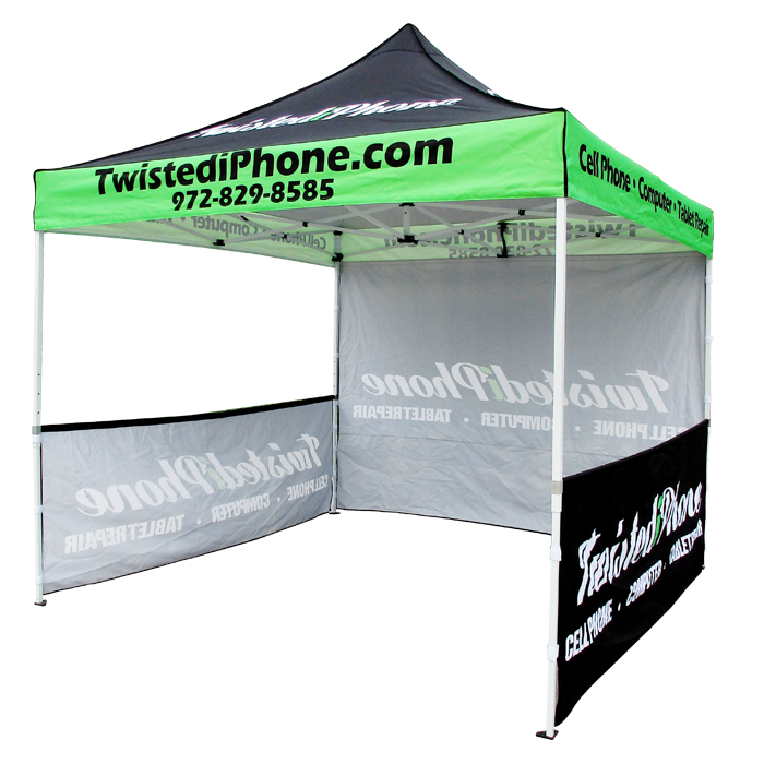 Canopy Tent Displays
