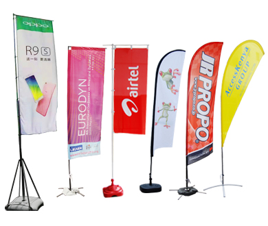 Displays Flags Banner china bsdisplays