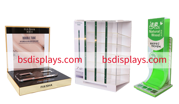 Acrylic Display Stands in china2